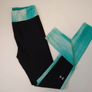 Under Armour Heat Gear Leggings, Yoga Pants